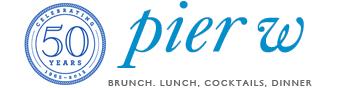 Pier W logo